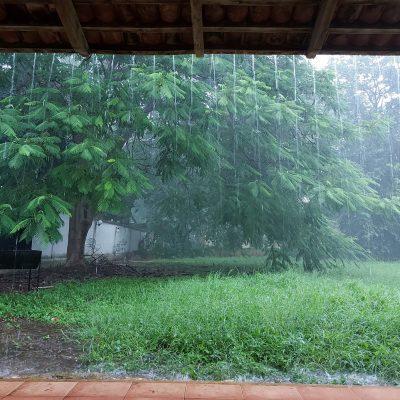 Pronostican tormentas fuertes para el centro, norte y noroeste de Yucatán