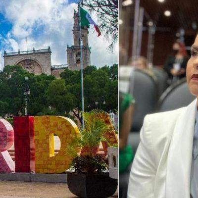 Federica Quijano, de la calle de las sirenas a los pasillos de San Lázaro, propuesta por Yucatán