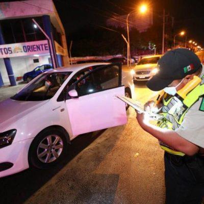 Eliminarán totalmente la restricción vehicular a partir del 4 de octubre