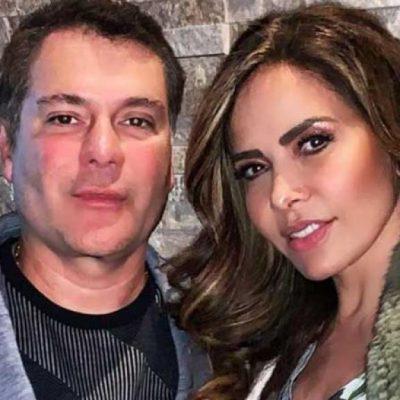 La UIF investiga a Gloria Trevi y a su marido por presunto lavado de dinero