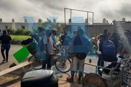 Crece la indignación en Gran San José Kanasín: reportan fallecimiento de uno de los niños atropellados
