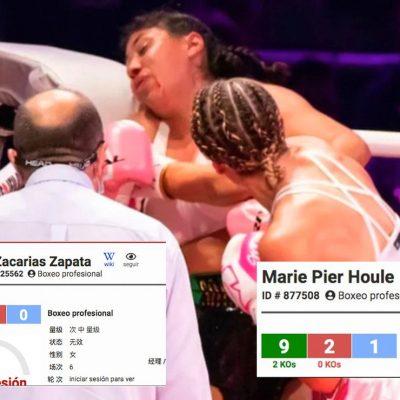 Muere la boxeadora mexicana Jeanette Zacarías Zapata, tras una pelea en Canadá