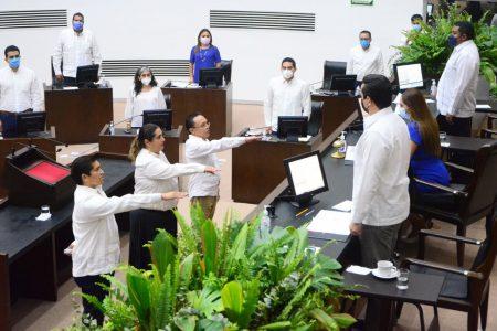 La LXIII Legislatura aprueba los nombramientos de nuevos directores en el Congreso Yucatán