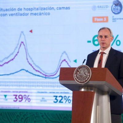 Variante 'Mu' de Covid-19 ya está en México, pero no es más virulenta, asegura López Gatell