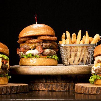 Sin trucos, hamburguesas gratis en Dirty Grill Zona Dorada