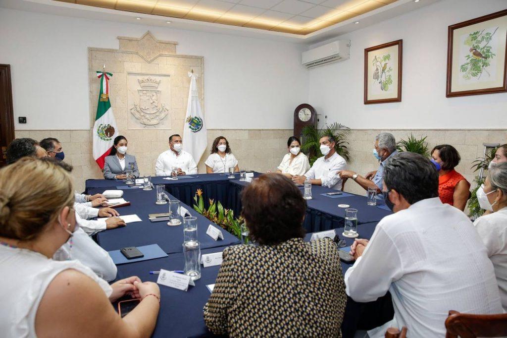 Ayuntamiento de Mérida y Rotary International refuerzan lazos – Yucatan  Ahora