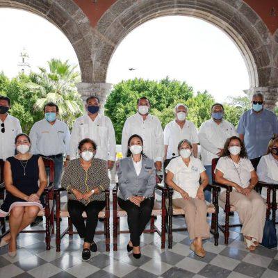 Ayuntamiento de Mérida y Rotary International refuerzan lazos