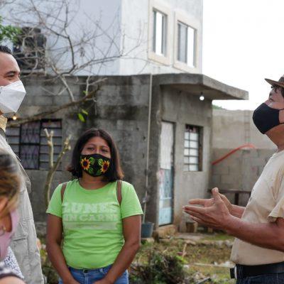Renán Barrera destaca la gran participación ciudadana en la jornada final de 'Decide Mérida'