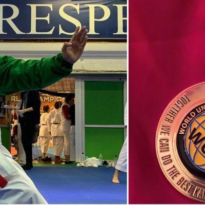 Sin miedo al éxito: Airam Villanueva, una campeona mundial especialista en superar retos