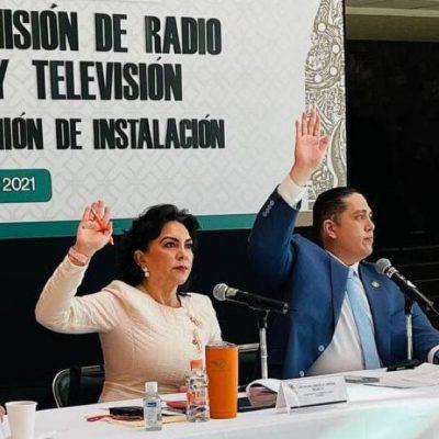 Radio y televisión, herramientas de la libertad de expresión y el derecho a la información: Movimiento Ciudadano