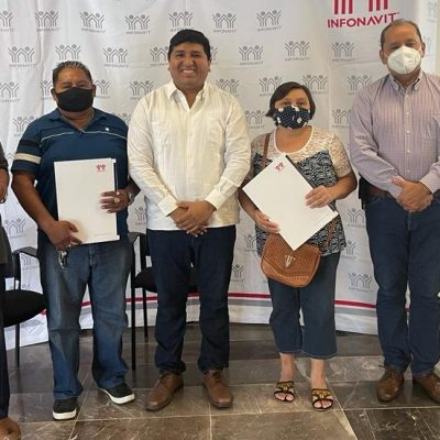 Infonavit gestiona cerca de dos mil cancelaciones de hipoteca gratuitas para Yucatán