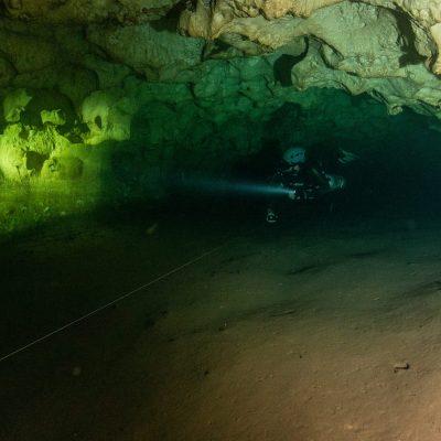 Inédito hallazgo subterráneo en Yucatán: conexión entre un cenote y una gruta