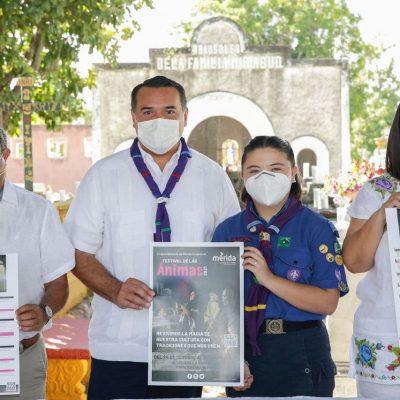 Mantener vivas las tradiciones, una prioridad en Mérida