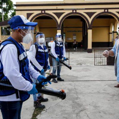 Preparan los cementerios de Mérida para masivas visitas