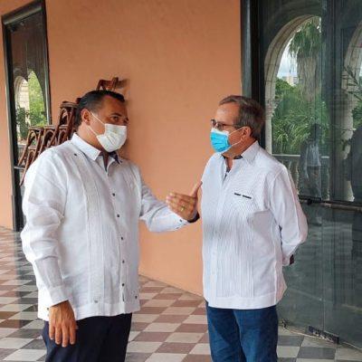 Mérida y Miraflores (Perú) comparten Buenas Prácticas en Gestión Pública