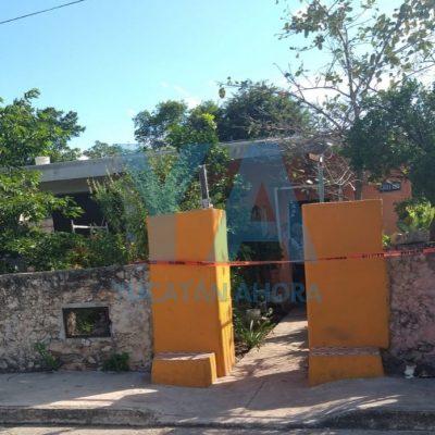 Muere veterano albañil trabajando en San Antonio Xluch