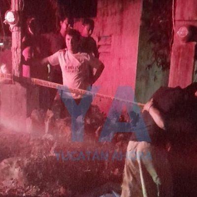 Muere atropellado en comunidad yucateca