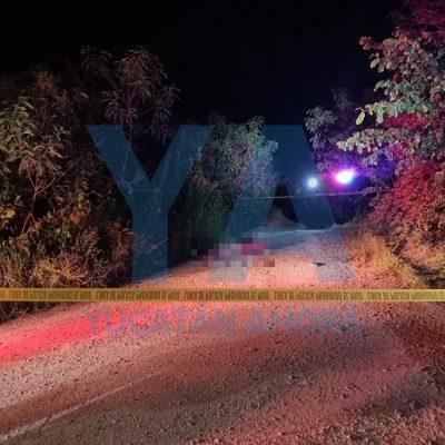 Sujeto originarios de Mexicali matan al velador de una privada en Cholul