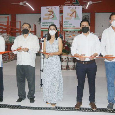Aditimper cumple 25 años en Yucatán