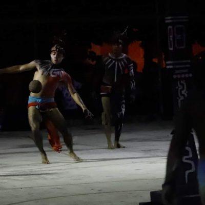 Umán, sede de la Copa del Sureste del Deporte Ancestral de Pelota Maya