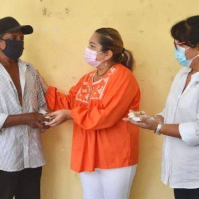 Con respaldo del Gobernador Mauricio Vila, apicultores de Espita se recuperan del huracán Grace