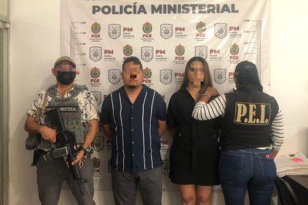 Capturan en Veracruz a pareja por el homicidio del empresario Joaquín Pasquel