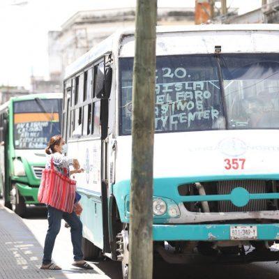 Con el acercamiento de paraderos, comercios del Centro de Mérida aumentan sus ventas