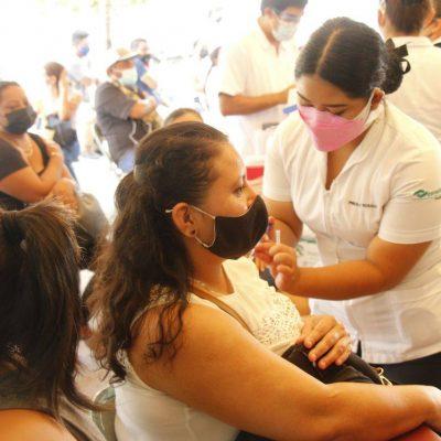 Más de 2.3 millones de vacunas contra el Covid-19 se han aplicado en Yucatán