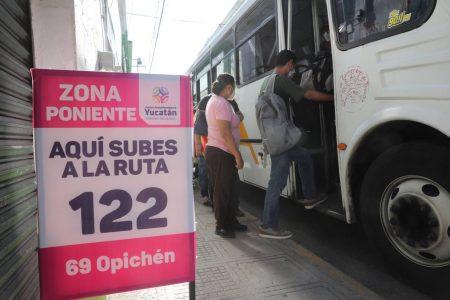 Fallan los agoreros: no hubo caos en el primer lunes del acercamiento de paraderos del transporte