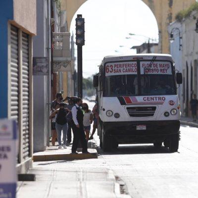 Comerciantes del Centro de Mérida, con buenas expectativas de ventas con acercamiento de paraderos