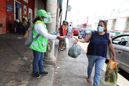 Centro, Juan Pablo II y Mulsay, las zonas de Mérida con más contagios de Covid-19