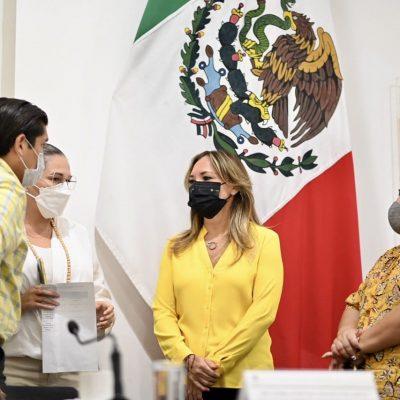 Presentan a candidatos para el Reconocimiento del 'Médico del Año del Estado de Yucatán'