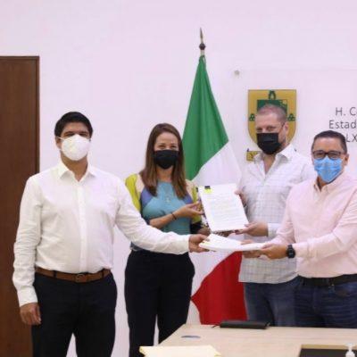 El Gobernador Mauricio Vila envía iniciativa de Ley de Cambio Climático al Congreso del Estado