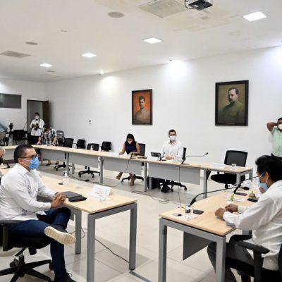 Comparecen los candidatos a Consejero de la Judicatura del Poder Judicial del Estado de Yucatán