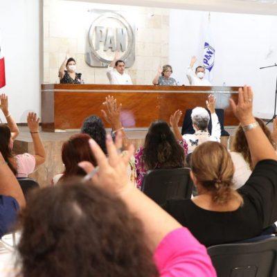 Consejo Estatal del PAN Yucatán elige a integrantes de Comisión Permanente