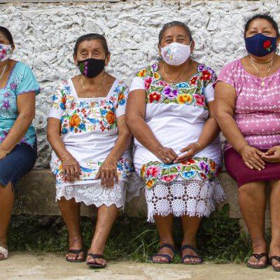Unesco difunde la tradición textil en cooperativas artesanales de la Península de Yucatán