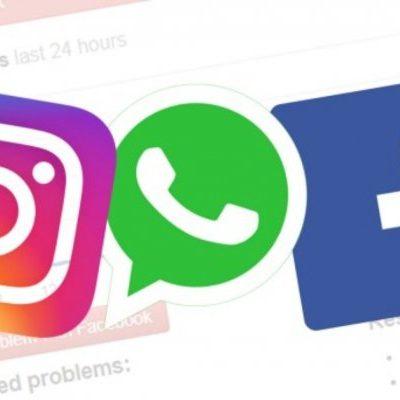 Se caen WhatsApp, Facebook e Instagram: las quejas de los usuarios en Twitter