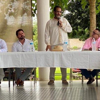 El Señor de las Ligas hace alianza con Mauricio Sahuí en Yucatán