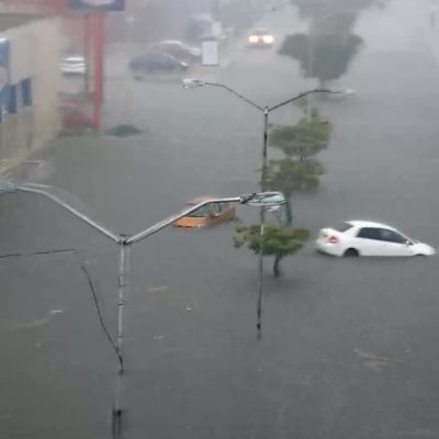 Alta probabilidad de lluvias fuertes el jueves en Yucatán, advierte Procivy