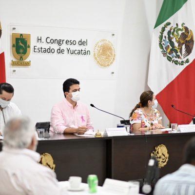 En breve el Congreso designará a dos nuevos integrantes del Consejo Consultivo del INAIP Yucatán