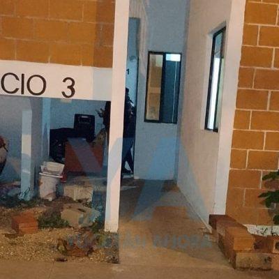 Amor salvaje: pelean a botellazos en su departamento de San Marcos Ciudad Sustentable