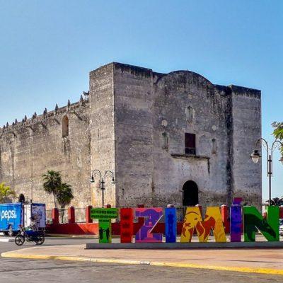 Tizimín, el sexto municipio con más de mil contagiados de Covid-19, en 2021