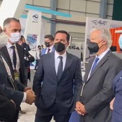 El Gobernador Mauricio Vila reactiva la promoción internacional de Yucatán